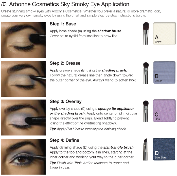 How To Apply Makeup For A Smokey Eye Look Makeupgenk